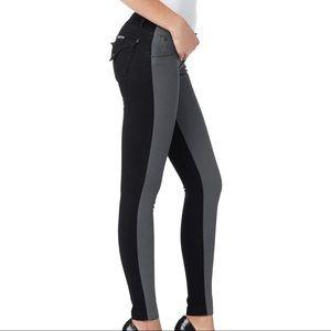 Hudson Collin vice versa skinny jean black grey 26